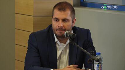 Лъчезар Петров: На Левски му предстои светло бъдеще