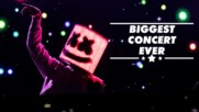 Marshmello's Fornite concert makes history
