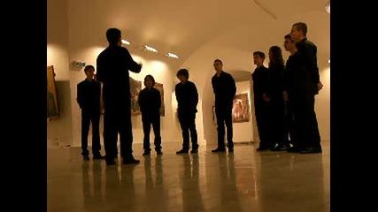 Камерен хор на Нгдек - Тропар св.иван Рилски