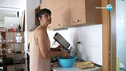 """Кулинарна радост с Камелия Воче в """"Черешката на тортата"""" (27.07.2016)"""