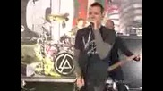 Linkin Park - Given Up (Live) (Превод)