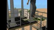 Sims 2 - Раждат Се Извънземни Близнаци