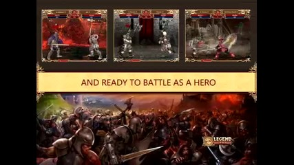 Legend: Legacy Of The Dragons - War Of Dragons