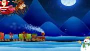 Коледен влак с настроение и подаръци!