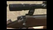 Sniper Rifles - M700, Psg - 1 Svd - Dragunov