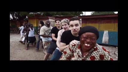 One Direction - Джони черен етикет .. collab