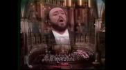 Luciano Pavarotti ~ Ave Maria 1978