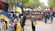 Ukraine: Nationalists commemorate 2014 deadly Odessa clashes