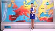 Прогноза за времето (30.06.2015 - обедна)