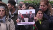 Germany: Police beat back pro-Kurdish demo outside Turkish consulate