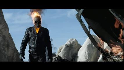 Ghost Rider 2 Spirit of Vengeance Trailer 2012 Hd