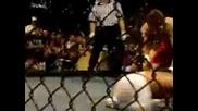 Kyle Maynard Amputee First Mma Fight Round 2 Ultimate Fighting.avi