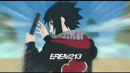 Sasuke Vs Killerbe amv
