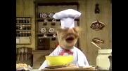 Muppet Show - Swedish Chef - Chocolate Moose