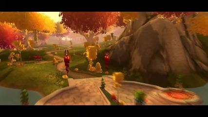 World of Warcraft Cataclysm Blood Elf Intro