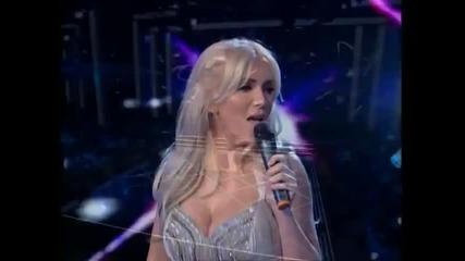 Sasa Kapor i Nikolina Kovac - Ako ljubav nestane - Zvezde Granda 2011 2012 - RTV Pink