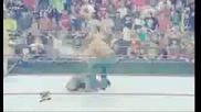Triple H Prebiva Randy Orton