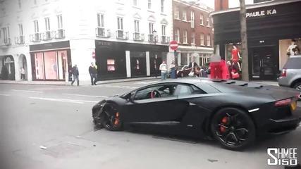 Този направо изкърти Aventador-a