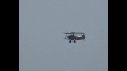 Първия български самолет