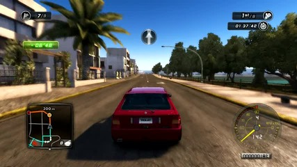 Test Drive Unlimited 2 My Gameplay Ep3
