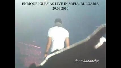 Enrique : I love you bulgaria