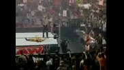 Wwe raw 15.06.09 Chris Jericho vs Rey Misterio