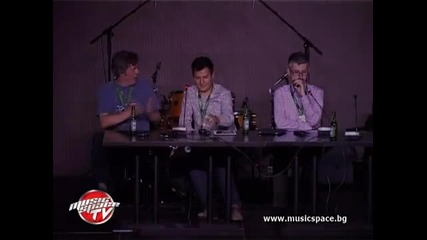 SeeMe 6 - Слушателска сесия с Орлин Павлов, Йоанна и Нора