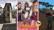 Онлайн игрите, с които пораснахме: Lady popular, jivotno.com, CS и други