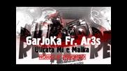 Garjoka Ft. Ar3s - Ulicata Mi e Maika (beat by H.b. Productionz) 2013