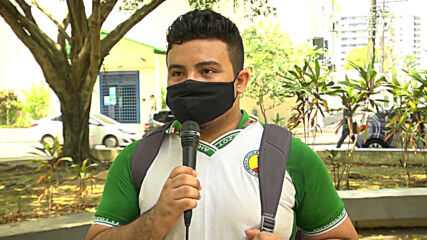 Brazil: Manaus secondary school students return to class amid easing of measures