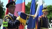 Руски и румънски ветерани почитат жертвите от Втората световна война
