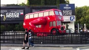 London Booster Bus..