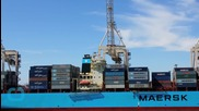 Iran Seizes Maersk Container Ship