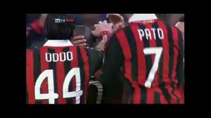 Pirlo с невероятно изпълнение !!