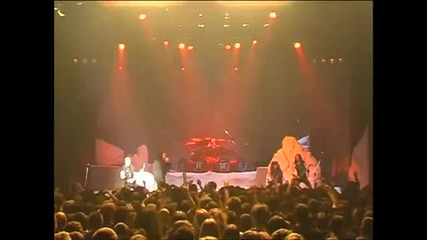03 Hammerfall - The Templars Flame (live at Filharmonie, Filderstadt, Germany, 22 04 2005)