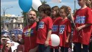 Romania: 1,000s decry seizure of children from Romanian-Norwegian family