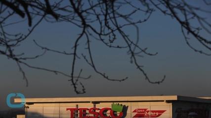 Tesco Sales Decline Slows to 1.3%