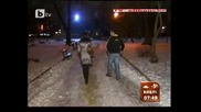 Живот на Улицата при Минусови Температури