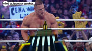 The Rock vs John Cena – WrestleMania 29 (Lucha Completa)
