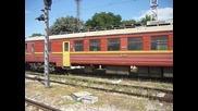 Две 32 - йки тръгват от гара Варна за Карнобат