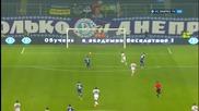 Гол на Miguel Veloso за Fc Dynamo Kyiv срещу Fc Dnipro Dnipropetrovsk - 2015.08.09