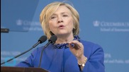 Hillary Clinton Calls For Mandatory Police Body Cameras