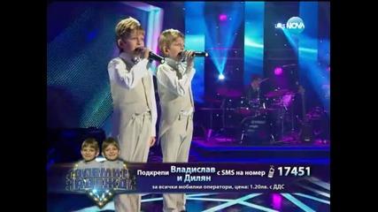 Владислав и Дилян - Големите надежди - 12.03.2014 г.