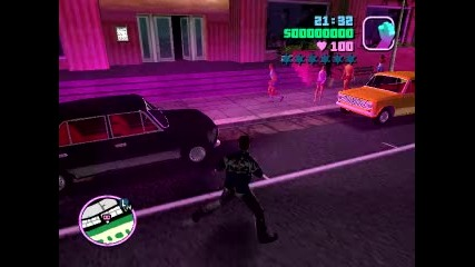Жигула в Gta vice city