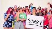 Премиера! Justin Bieber - Sorry (dance Video) +( Текст и Превод! )