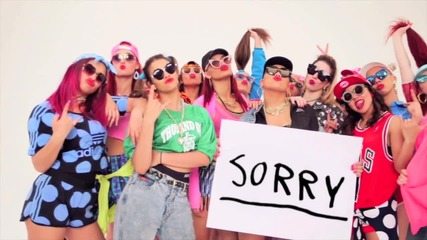 Премиера! Justin Bieber - Sorry (dance Video) +( Текст и Превод! )