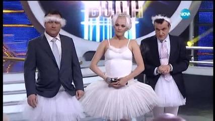 Жана Бергендорф като Тейлър Суифт - Като две капки вода - 20.04.2015 г.