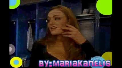 Maria - Taking Over Me {{{ Mv }}}
