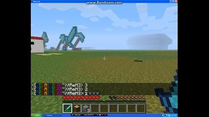 Minecraft server Blood-craft 1.3.1/1.3.2