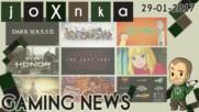 Gaming News [29.01.2017] - joXnka преглед на печата